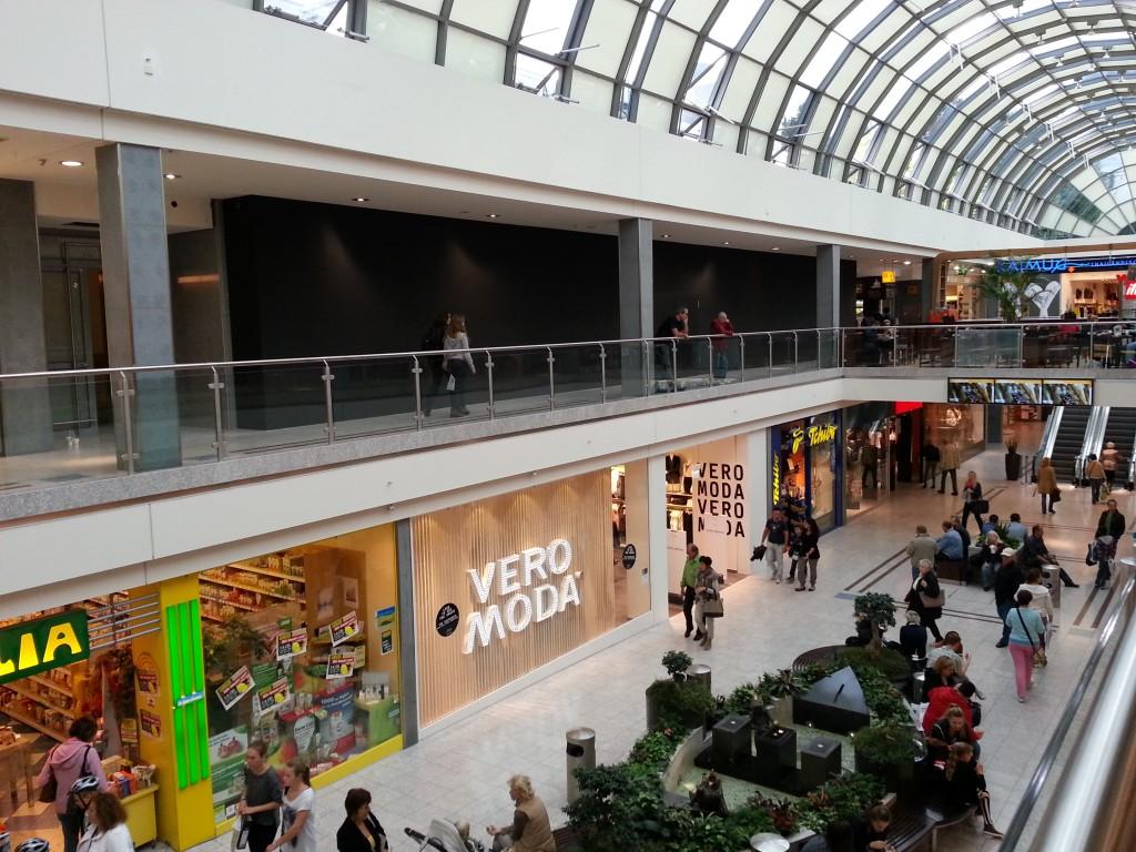 Apple-Store im Olympia-Einkaufszentrum (